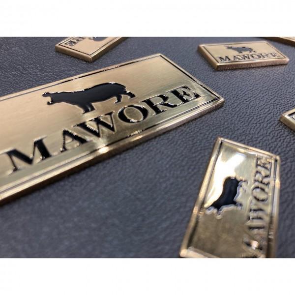 【MAWORE】ロゴプレート完成✨
